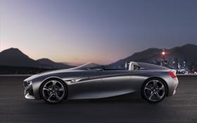 Картинка BMW, прототип, Vision ConnectedDrive