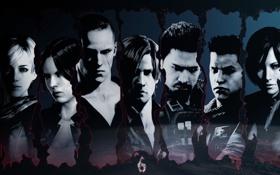 Картинка Resident Evil 6, Хелена Харпер, Крис Редфилд, Шерри Биркин, Ада Вонг, Леон Кеннеди, Джейк Мюллер