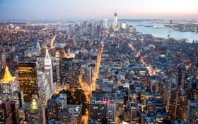 Картинка United States, New York, Koreatown