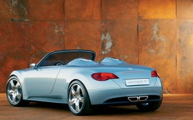Обои cars, фольксваген, auto wallpapers, тачки, концепт, VW-Concept-R, авто обои