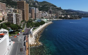 Обои формула 1, Monaco, монако, formula, red bull, monte carlo