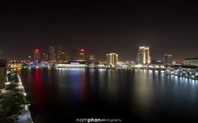 Картинка Downtown, Photography, Island, Tampa, Nam Phan, Davis