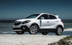 Картинка Opel, опель, Mokka, 2015, ZA-spec, мокка