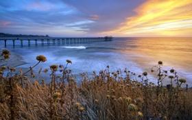Обои California, San Diego, La Jolla Shores