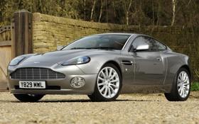 Обои Aston Martin, V12, Астон Мартин, Vanquish