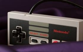 Обои кнопки, джойстик, Nintendo