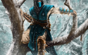 Картинка арт, assassins creed, art, ассасин, LetticiaMaer, assassin Sub-Zero