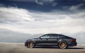 Картинка Audi, black