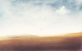 Обои песок, шум, необычно, пустыня