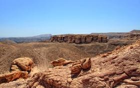 Картинка песок, горы, камни, пустыня, синай