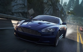 Обои NFS, 2012, Aston Martin DBS, Need for speed, Most wanted