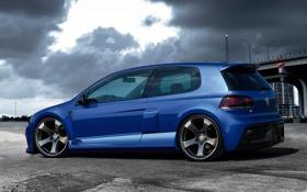 Обои Volkswagen, Golf