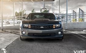 Обои Chevrolet, оптика, перед, Camaro, Avant, Garde, M310
