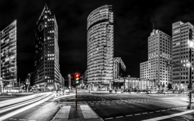 Обои Germany, Berlin, Potsdamer Platz