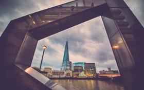 Обои Jamie Frith, photographer, скульптура, объект, Лондон, арт, London