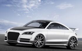 Картинка машина, Concept, небо, Audi, Ultra Quattro