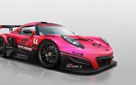 Обои Lotus, Exige, Gran Turismo