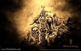 Картинка Война, Меч, Апокалипсис