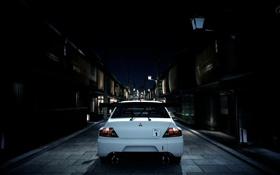 Обои фонари, города, тюнинг, Машины, Япония, GT5, tuning