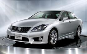 Обои Машина, Обои, Седан, Japan, Toyota, Car, Auto