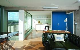 Картинка дизайн, дом, стиль, интерьер, жилое пространство