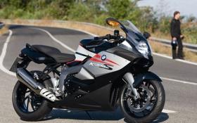 Обои фон, BMW, мотоцикл, K1300S