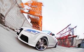 Картинка car, машина, tuning, audi TT RS Roadster