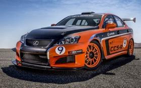 Обои CCS-R, IS F, лексус, Lexus