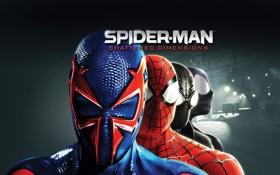 Обои игры, пауки, герои, фантастика.