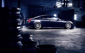 Обои cars, auto, Coupe, wallpapers auto, обои авто, Infiniti G37