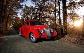 Обои машина, Ford, 1936