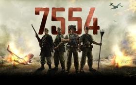Обои война, солдаты, war, 7554