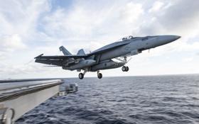 Обои оружие, самолёт, Super Hornet, FA-18E