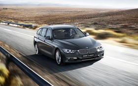 Обои бмв, BMW, 3 series, Touring, туринг, 2015