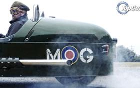 Обои мужик, Top Gear, зелёный, самая лучшая телепередача, высшая передача, топ гир, Morgan