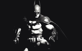 Картинка batman, black, Batman Arkham City