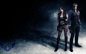 Обои Resident Evil, Resident Evil 6, Leon Scott Kennedy, Helena Harper