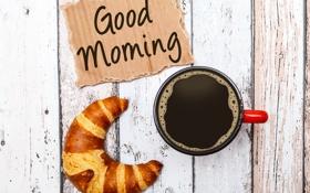Обои кофе, cup, coffee, good morning