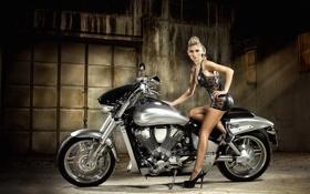 Картинка мотоцикл, bike, Любомир Сергеев