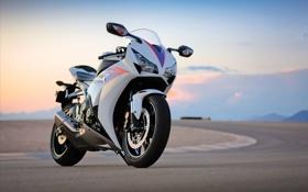 Обои мото, Honda, CBR1000RR, трек, хонда, спортбайк, superbike