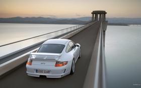 Картинка скорость, адреналин, Porsche 911 GT3