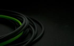 Картинка green, minimal, black