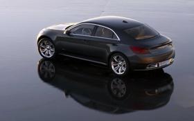 Обои Авто, Chrysler, Машина, Крайслер, Седан, 200, CEV