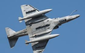 Картинка авиация, самолёт, Skyhawk