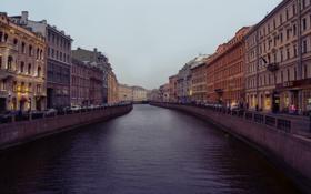 Обои река, питер, спб, петербург, spb, peterburg