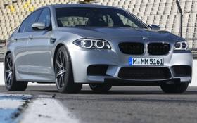 Обои бмв, обои, серебристый, BMW, машина, Competition Package