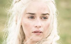 Обои актриса, Игра Престолов, Game of Thrones, Emilia Clarke, Daenerys Targaryen, Эмилия Кларк, Дейенерис Таргариен
