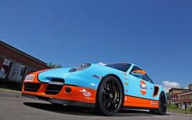 Картинка авто, 997, Porsche, ракурс, передок, Turbo, CAM SHAFT