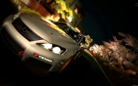 Картинка lexus, auto, белый