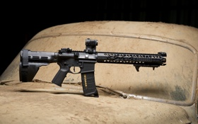 Картинка оружие, карабин, штурмовая винтовка